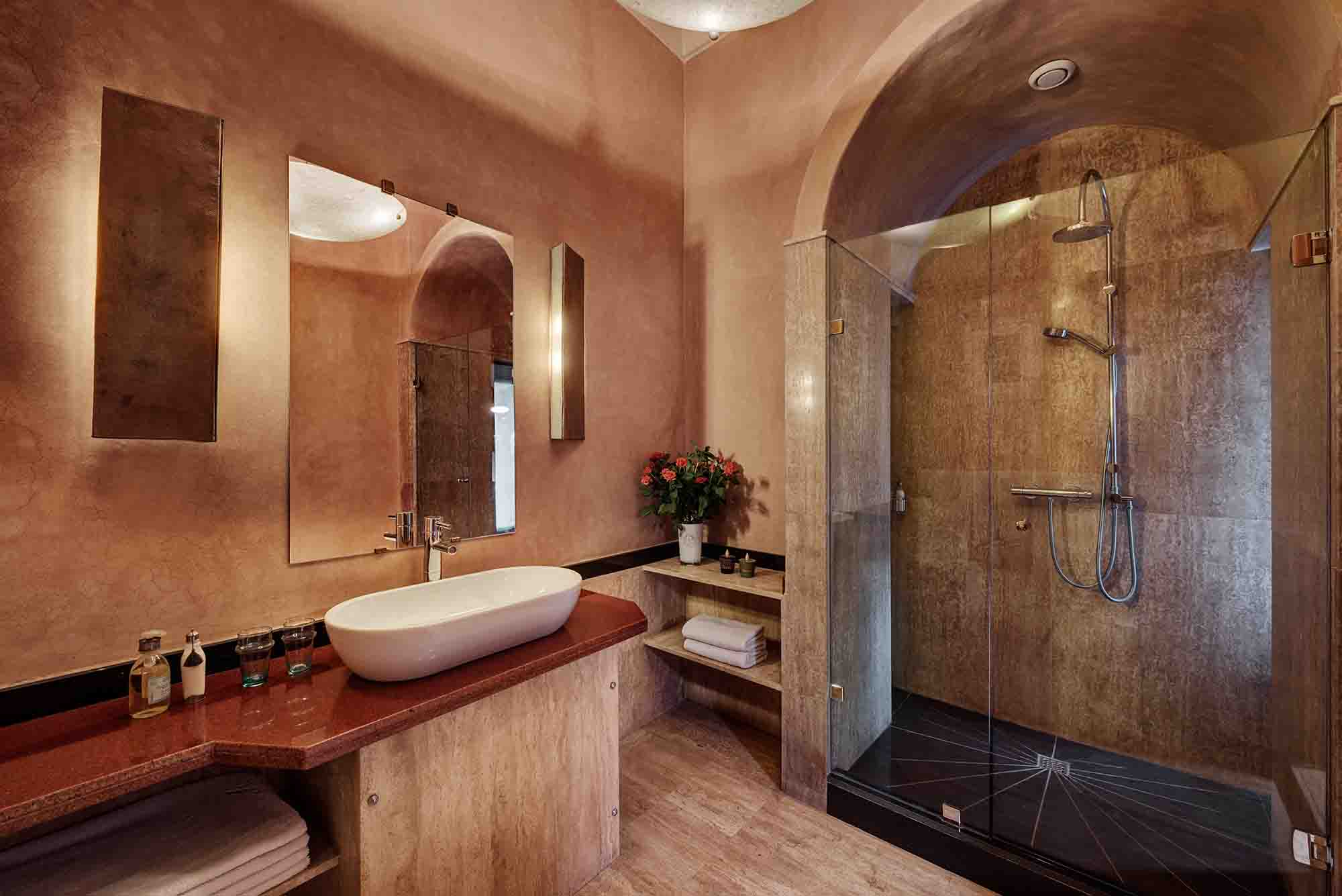 RIAD SIWAN GUEST HOUSE MARRAKECH BATHROOM