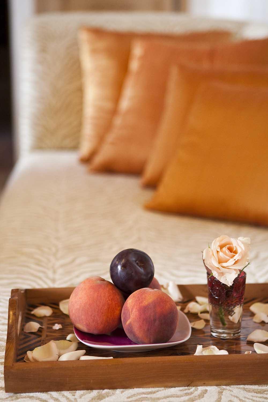 RIAD SIWAN GUEST HOUSE MARRAKECH FRUIT