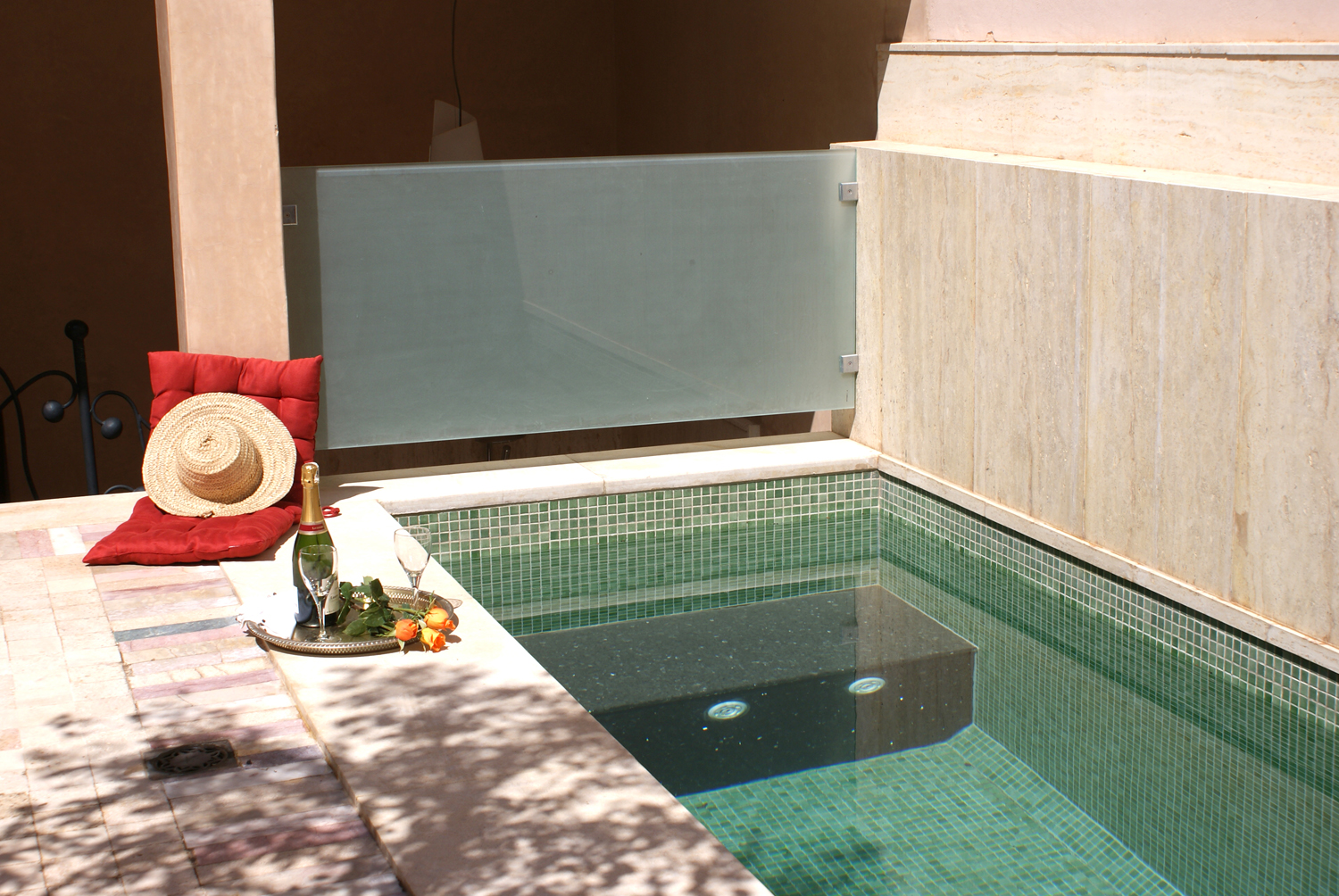 RIAD SIWAN GUEST HOUSE MARRAKECH JACUZZI